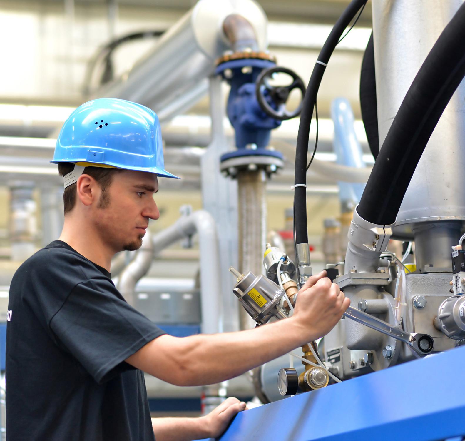 Elektriker Anlagenbau / Schaltschrankbau