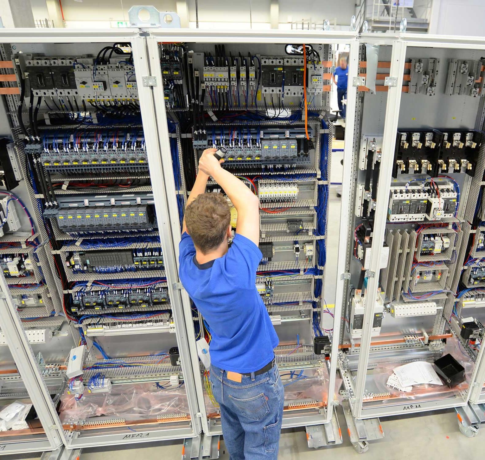 Elektrokonstrukteur / E-Planer
